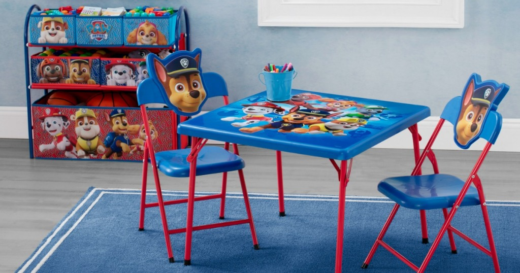 Delta Children Paw Patrol Set