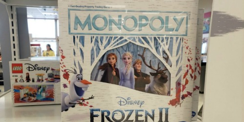 Monopoly Disney Frozen 2 Board Game Only $9.99 at Amazon (Regularly $20)
