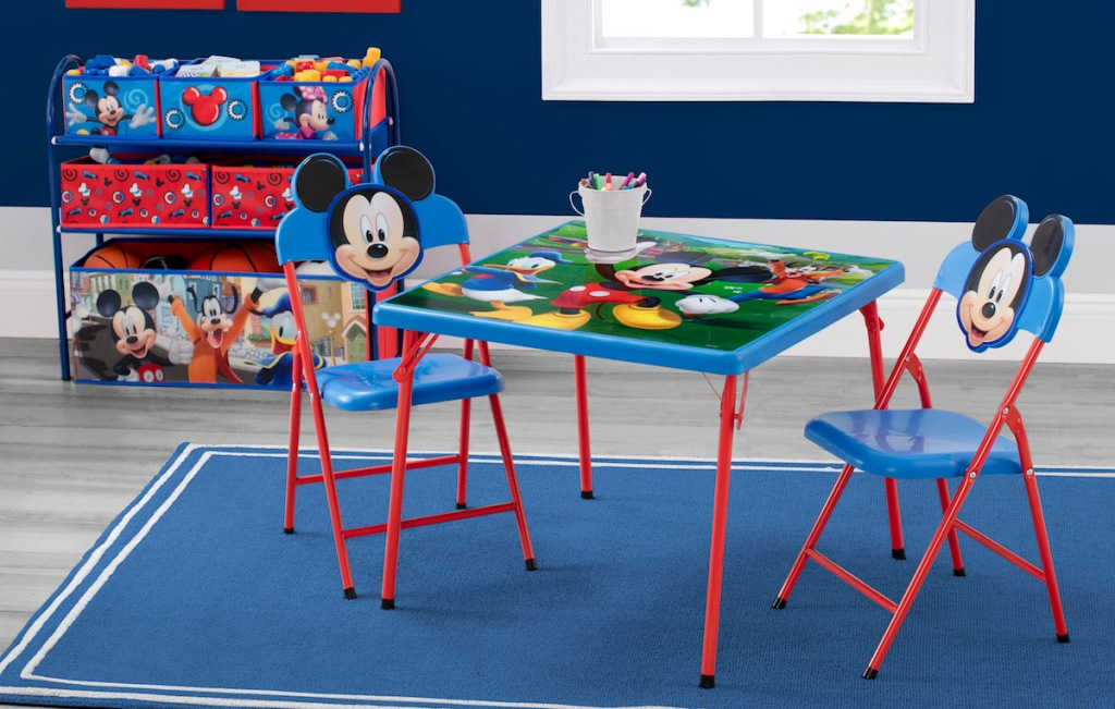 Disney Mickey Mouse Playroom Set