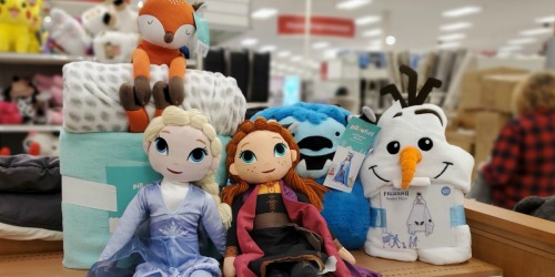 30% Off Kids Home Items at Target | Save on Blankets, Plush & More