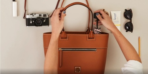 Dooney & Bourke Handbags as Low as $89 Shipped (Regularly up to $328)