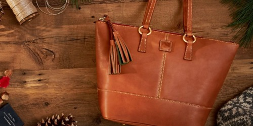 Dooney & Bourke Handbags as Low as $179 Shipped (Regularly up to $398)