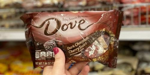 40% Off Dove Dark Chocolate Cherry Swirl at Target