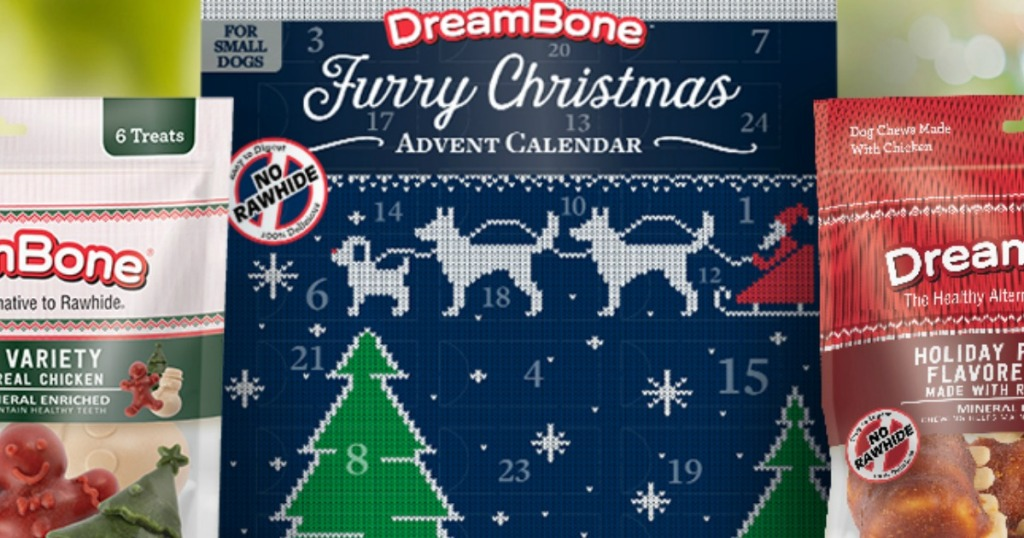 Dreambone Dog Advent Calendar
