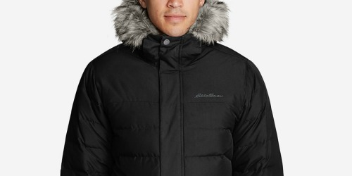 Eddie Bauer Men's Boundary Pass Parka Only $99.99 Shipped (Regularly $229)