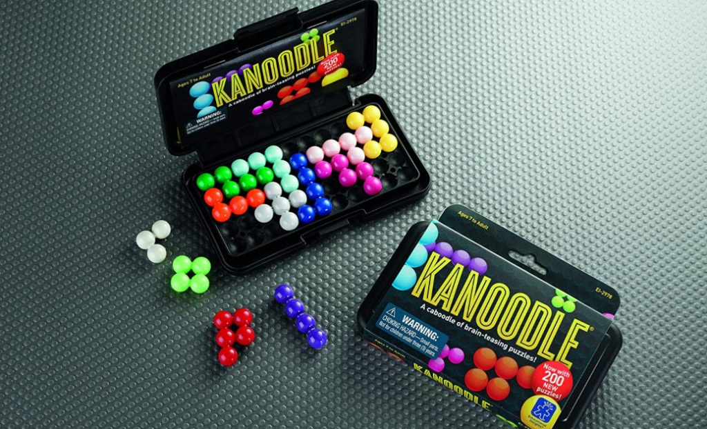 kanoodle games and pieces