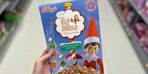 Possibly Score FREE The Elf on the Shelf Cereal at Walmart