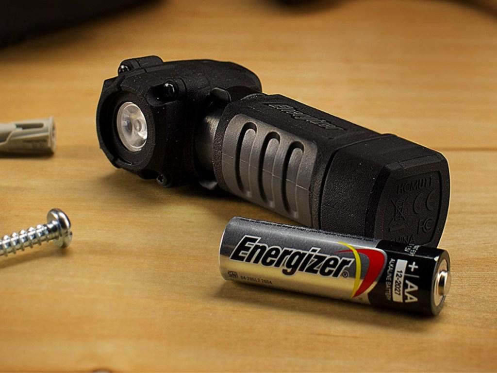 Energizer Magnetic LED Flashlight