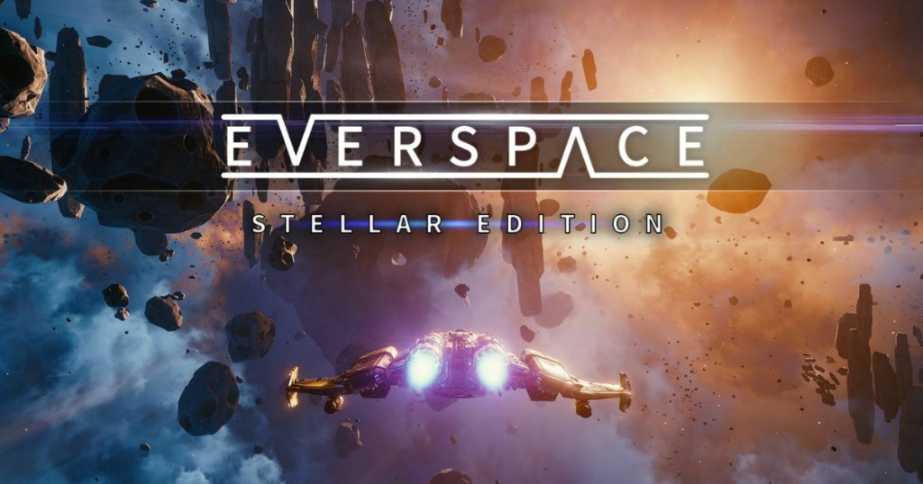 Everspace Stellar Edition game cover