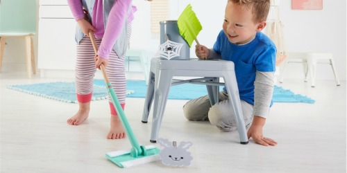 Fisher-Price Clean-up & Dust Set Only $8.49 (Regularly $15)