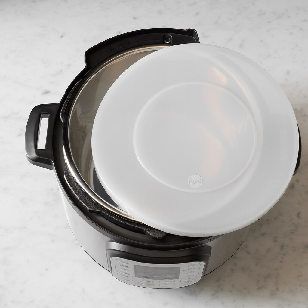 Food Network Silicone Lid on Instant Pot