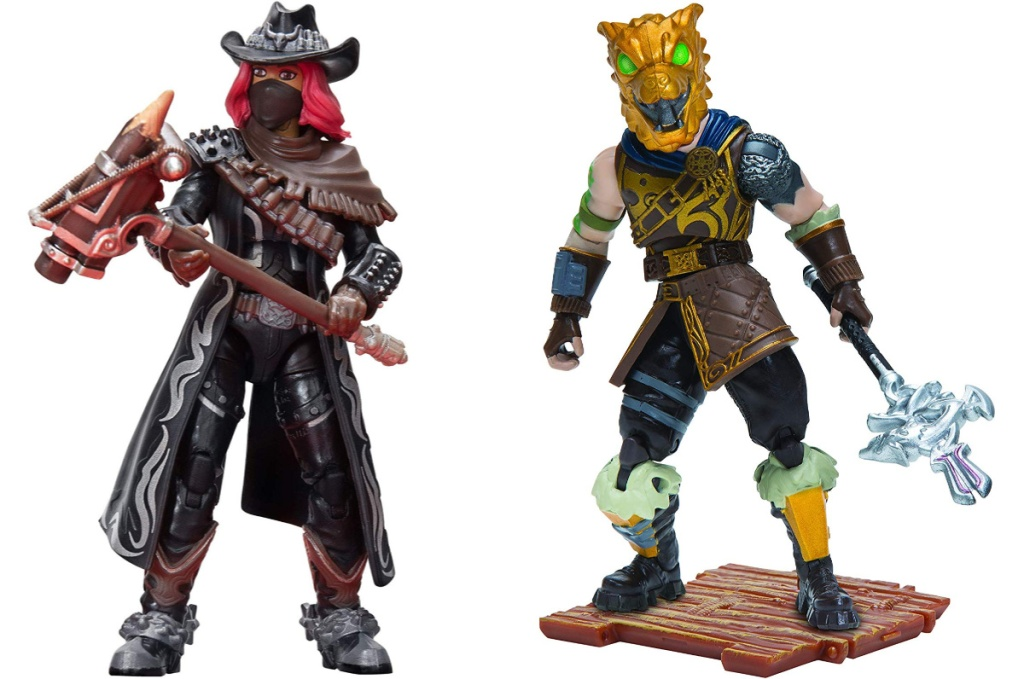 calamity and battle hound figures