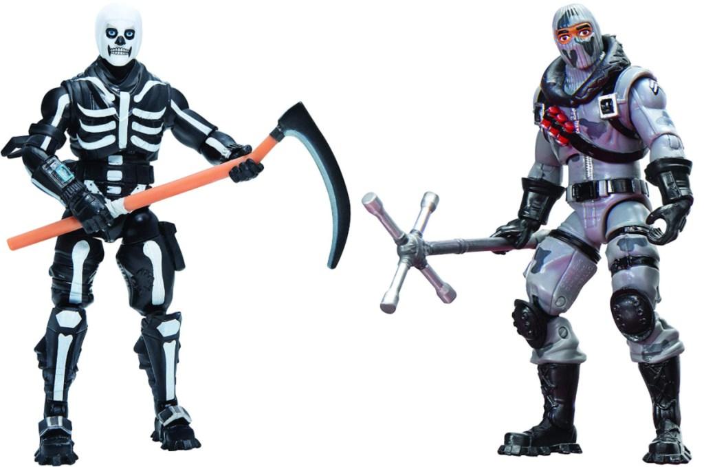 skull trooper and havoc figures