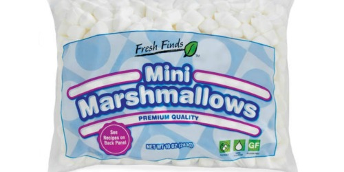 FREE Fresh Finds Marshmallows for Big Lots Rewards Members | Through 12/29
