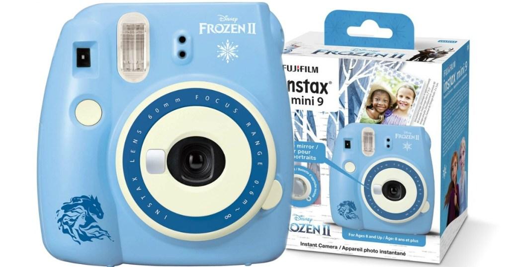 Frozen 2 Instax mini camera and film