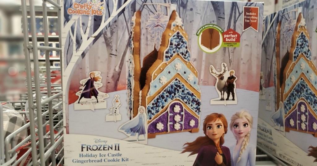 Frozen Gingerbread Kit at Michaels