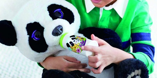 FurReal Plum The Curious Panda Interactive Plush Toy Only $59.99 Shipped (Regularly $100)