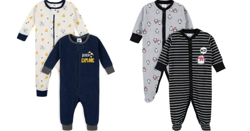 Gerber Baby Boy Pajamas