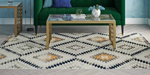 Up to 70% Off Highly-Rated Wayfair Area Rugs