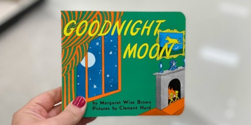 Board Books Only $5 Shipped at Target   Goodnight Moon, Giraffes Can't Dance & More