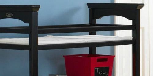 Graco Changing Table w/ Pad Only $49.99 Shipped at Walmart (Regularly $110)