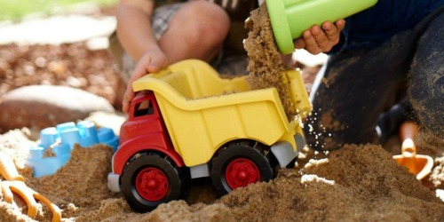 Green Toys Red Truck Only $10.35 on Amazon (Regularly $28) + Save on Melissa & Doug, Hape & More!