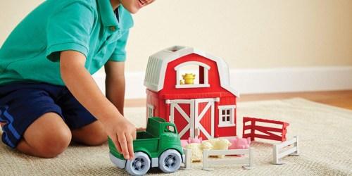 Green Toys Farm Playset Just $14.99 on Amazon & Walmart (Regularly $50)