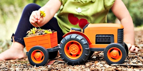 Up to 70% Off Green Toys | Tractors, Planes, Tea Sets & More