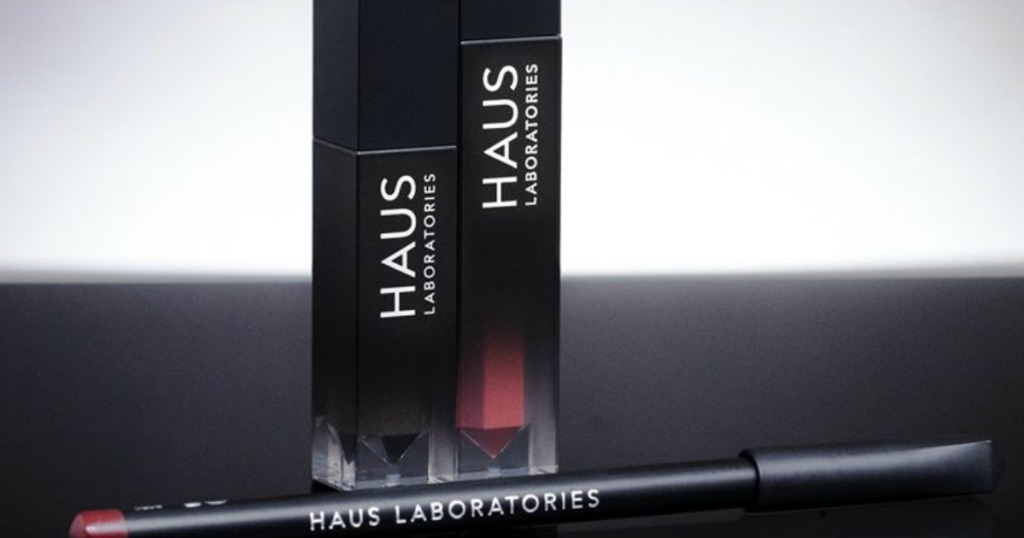 HAUS Laboratories Lip GLoss and Liner