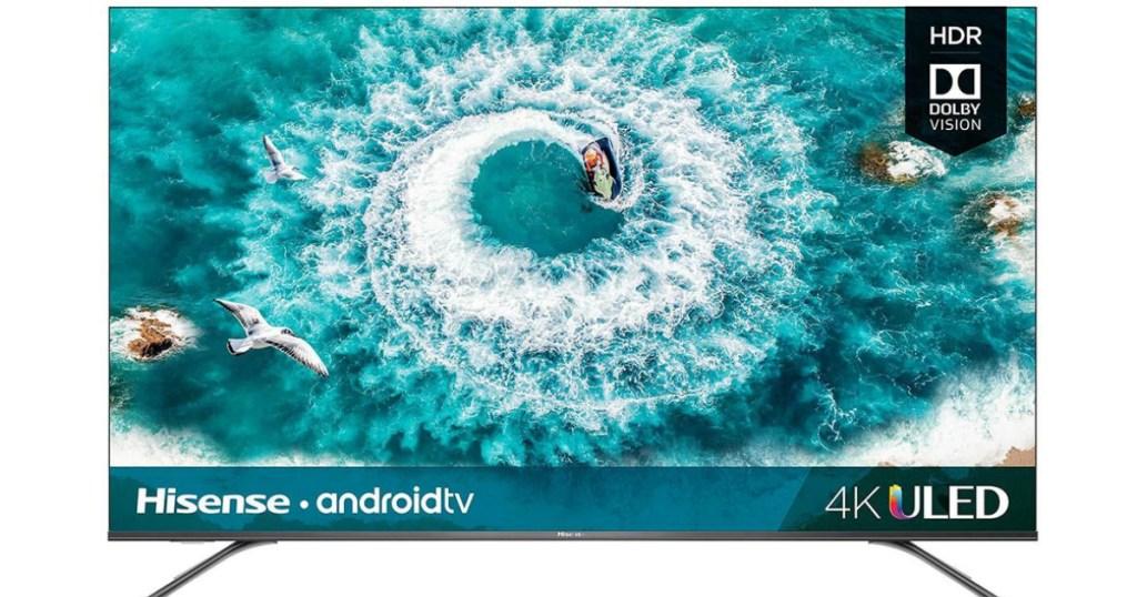 Hisense android 4k tv