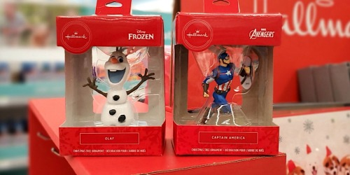 Hallmark Christmas Ornaments Only $5 Shipped | Walgreens Cyber Monday Sale