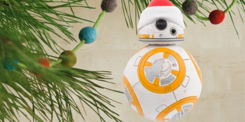 TWO Hallmark Ornaments Only $11.89 at JCPenney (Regularly $36) | Star Wars, Disney, Peanuts & More