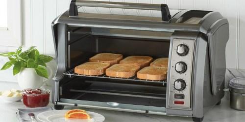 Enter to Win Hamilton Beach Easy Reach Countertop Toaster Oven ($125 Value)