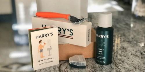 Harry's Shaving Kit Just $3 Shipped | $13 Value
