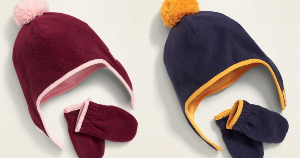 Hat & Glove Sets