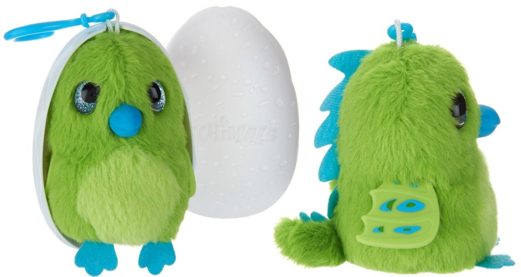 Draggle Hatchimals backpack clip
