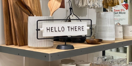 15 Highly-Rated Home Decor Items That We're Loving at Target & Most Are $25 or Less