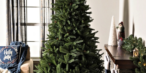 Up to 75% Off Christmas Trees at Lowe's