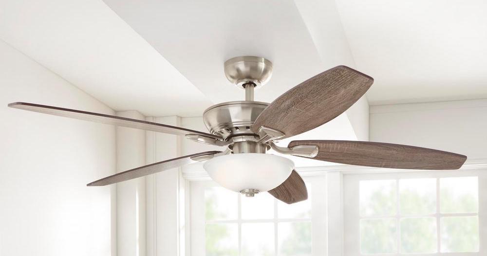 Home Decorators Collection Connor Ceiling Fan