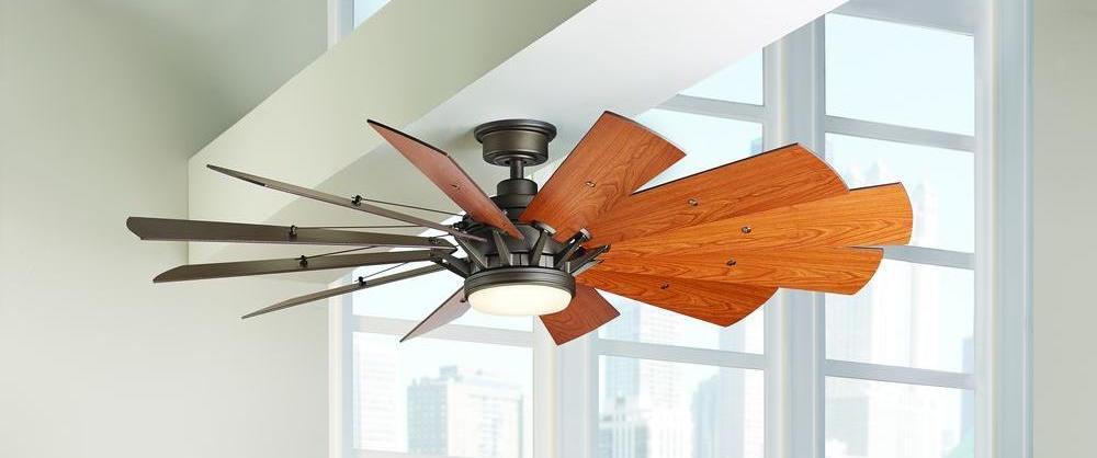 Home Decorators Collection Trudeau Ceiling Fan