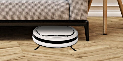 ILIFE Robot Vacuum Cleaner Only $118.99 Shipped on Amazon (Regularly $160) | Awesome Reviews