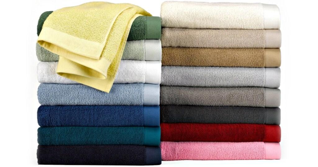IZOD Towels