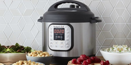 Instant Pot 8-Quart Pressure Cooker Only $64.99 Shipped at Amazon (Regularly $140)