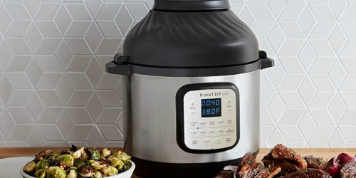 Instant Pot Duo Crisp 11-in-1 Air Fryer as Low as $110 Shipped (Regularly $160)