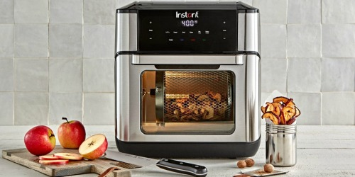 Instant Vortex Plus 10-Quart Air Fryer Oven Only $69.99 Shipped at Macy's & Walmart (Regularly $150)