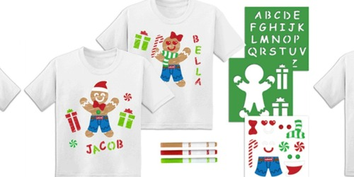 Free JCPenney Kids Zone Event: Create Free Shirt on December 14th (11-12 PM)