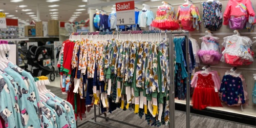 Just One You by Carter's Kids Pajama Sets as Low as $6.49 Shipped at Target