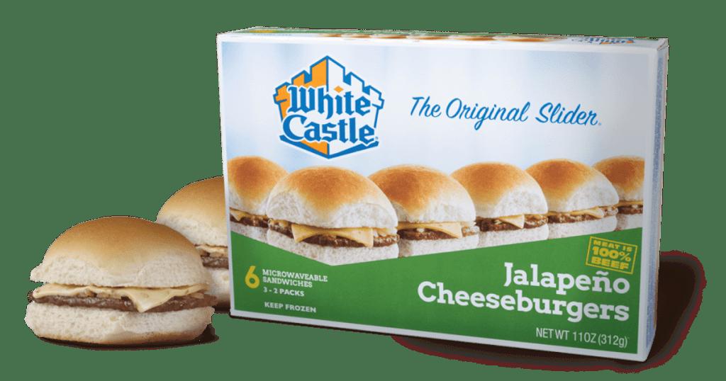 Jalepeno Cheese Sliders