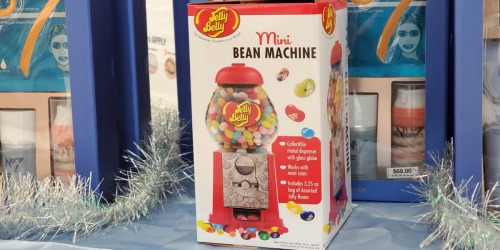 Jelly Belly Machine & Bag of Jelly Beans Only $9.99 at Walgreens (Regularly $20)