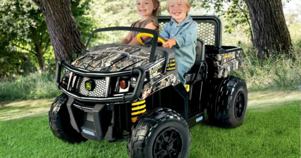 John Deere Ride ON Toy